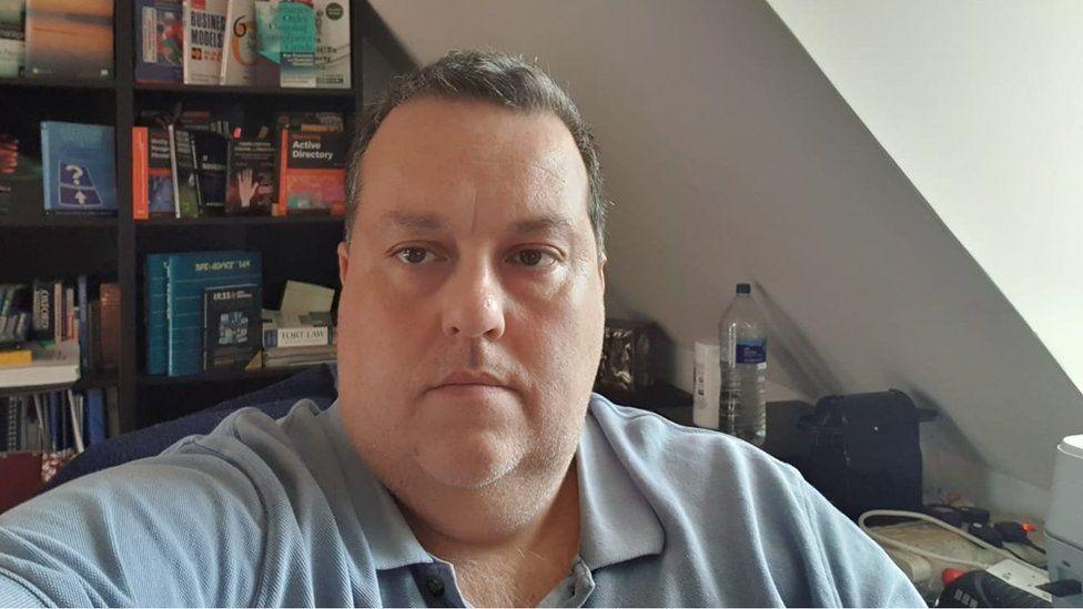 IT consultant Cesar Basanta