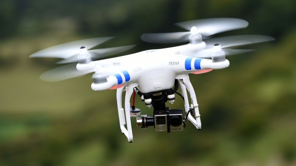 Drone flown 'within 150ft' of passenger jet off Essex coast