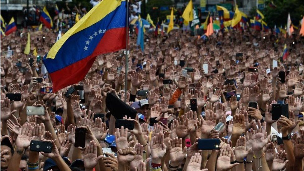Venezuela crisis: How the political situation escalated