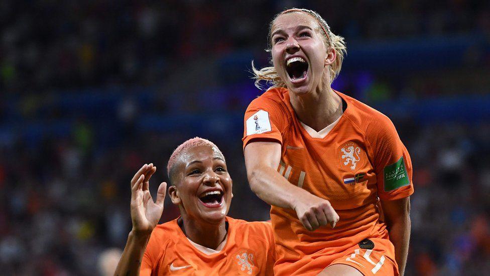 Mundial femenino Francia 2019: Holanda jugará la final por primera vez en la historia al derrotar a Suecia en la prórroga