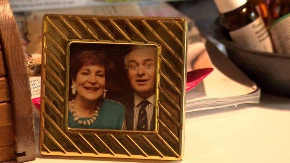 Beti a David Parry-Jones
