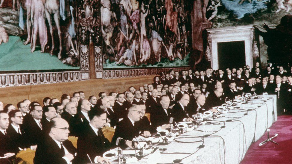 Treaty of Rome 1958