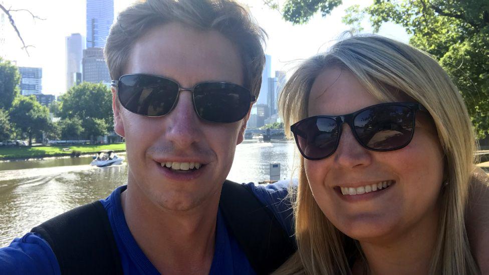 Justin and Samantha