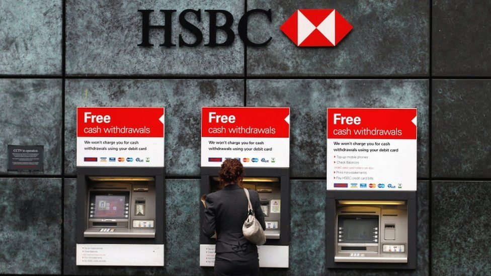 HSBC ATMs