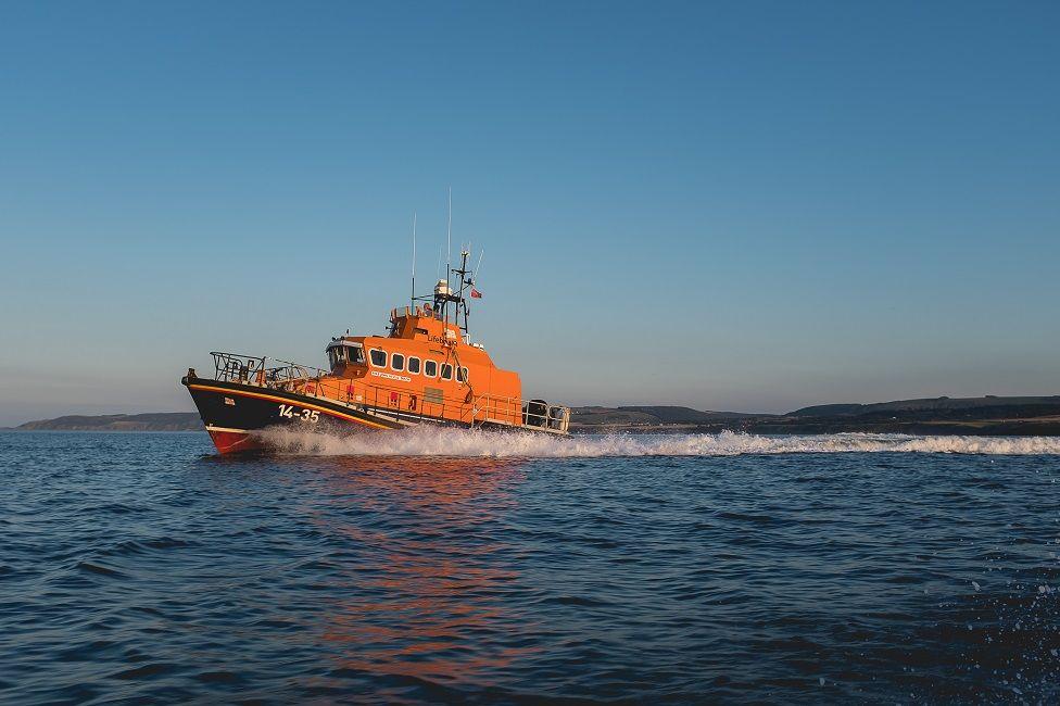 Dunbar lifeboat