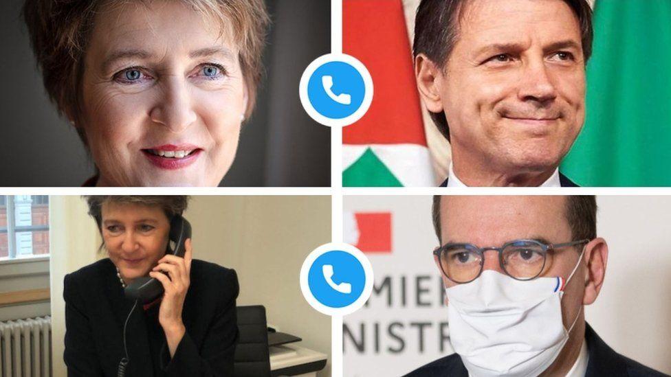 Swiss Confederation President Simonetta Sommaruga has spoken to the Italian and French prime ministers about the ski season