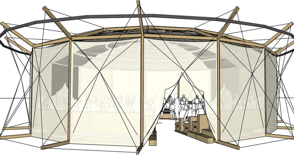 Manchester's Royal Exchange launches pop-up theatre