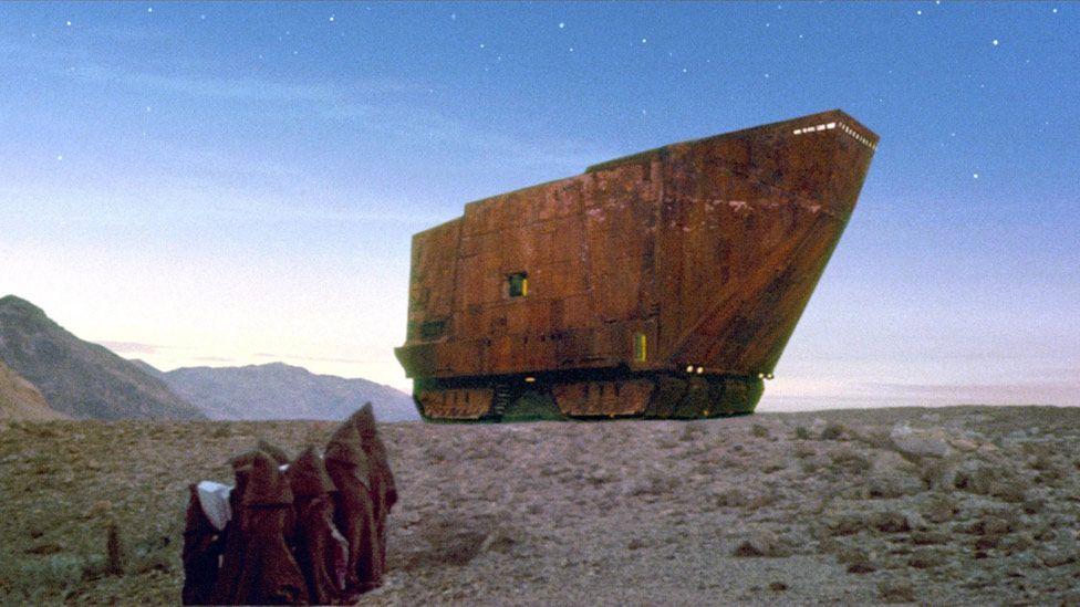Sandcrawler, Star Wars