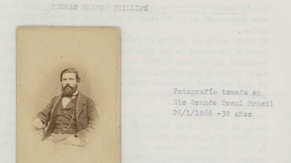 Thomas Benbow-Phillips