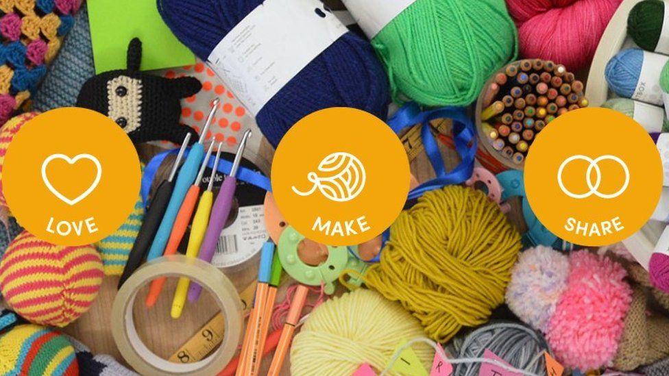 Woollen yarn collection