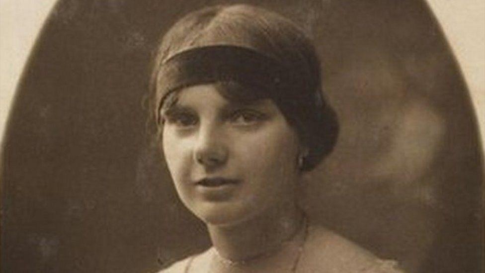 Laura Marion Gailey