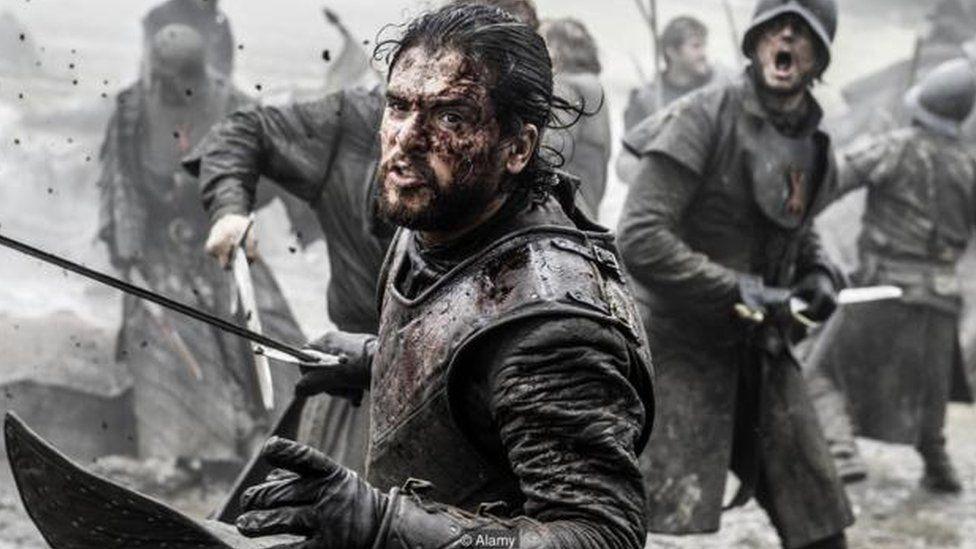 Da Excalibur à Luminífera de 'Game of Thrones', o fascínio por espadas atravessa séculos