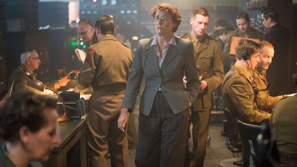 Fiona Shaw as Coleman