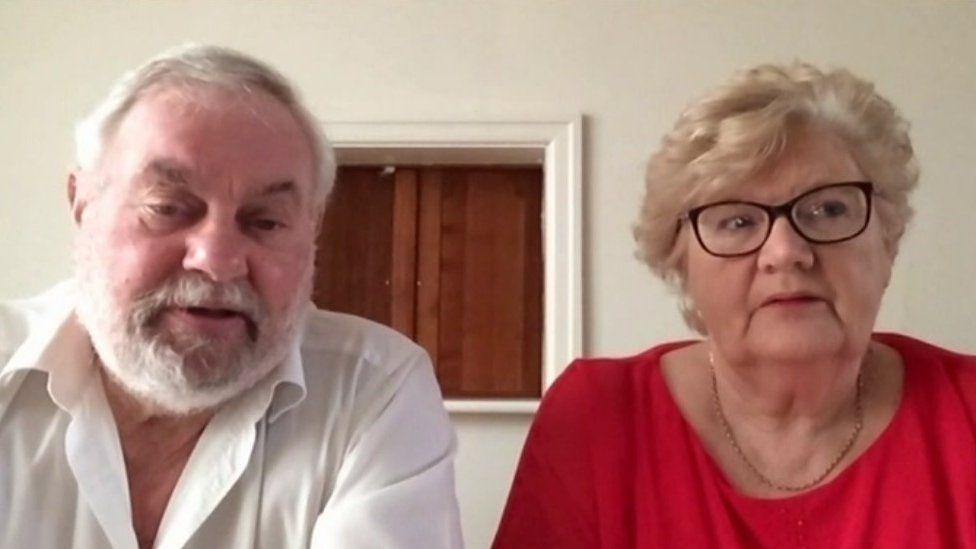 Bob and Janet Baker
