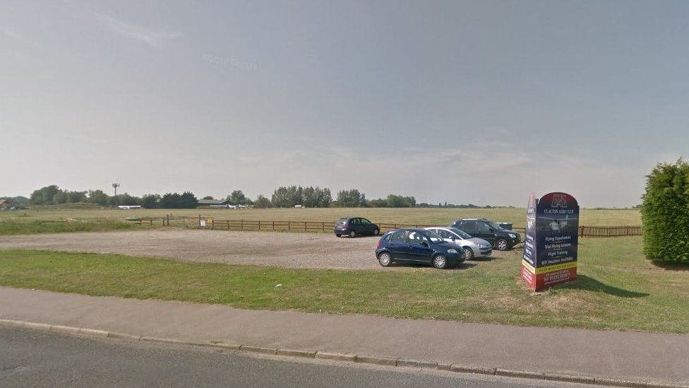 Clacton Airfield