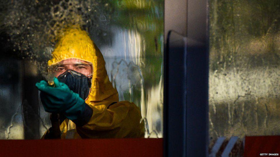 कोरोना: महामारी के 100 दिनों में 95 ...