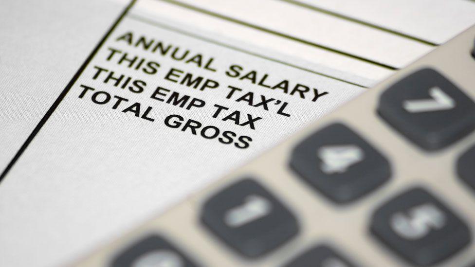 Tax slip