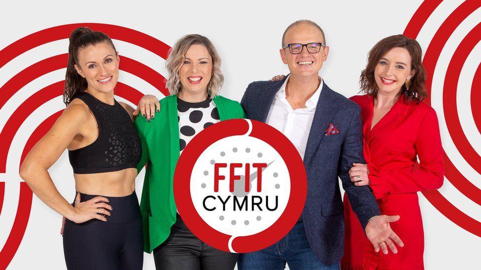 Cyflwynwyr Ffit Cymru