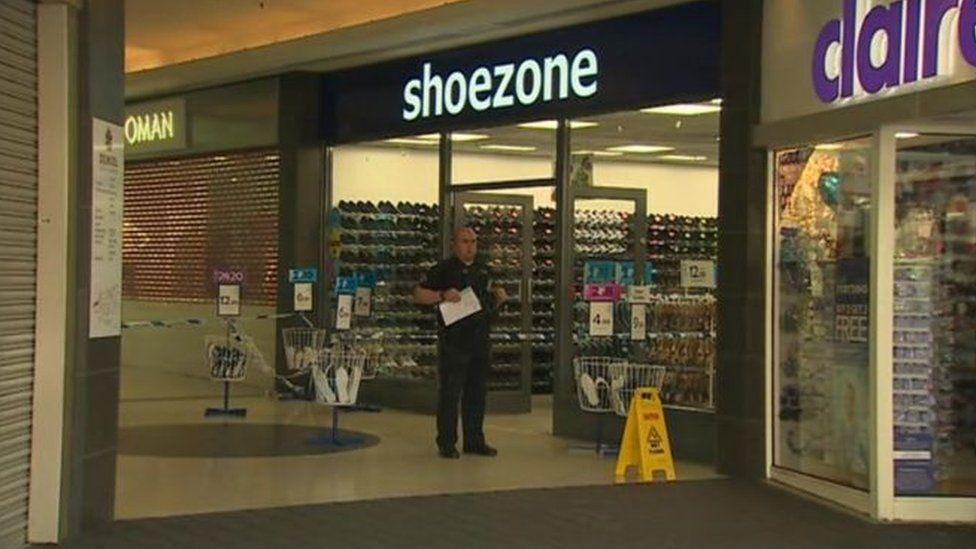ShoeZone, Deiniol Shopping Centre, Bangor