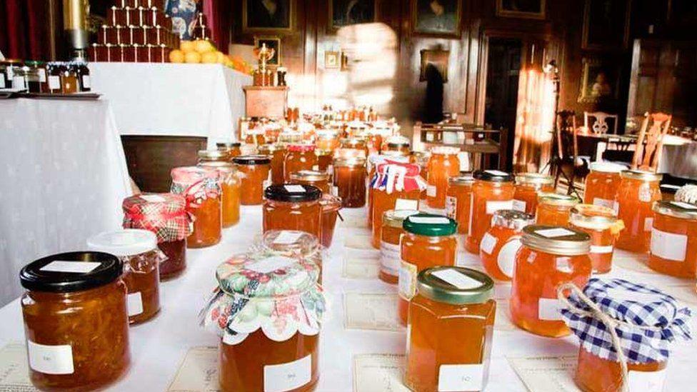 Marmalade entries at festival