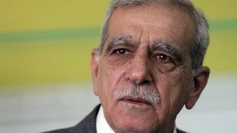 Mardin Büyükşehir Belediyesi Eş Başkanı Ahmet Türk gözaltına alındı