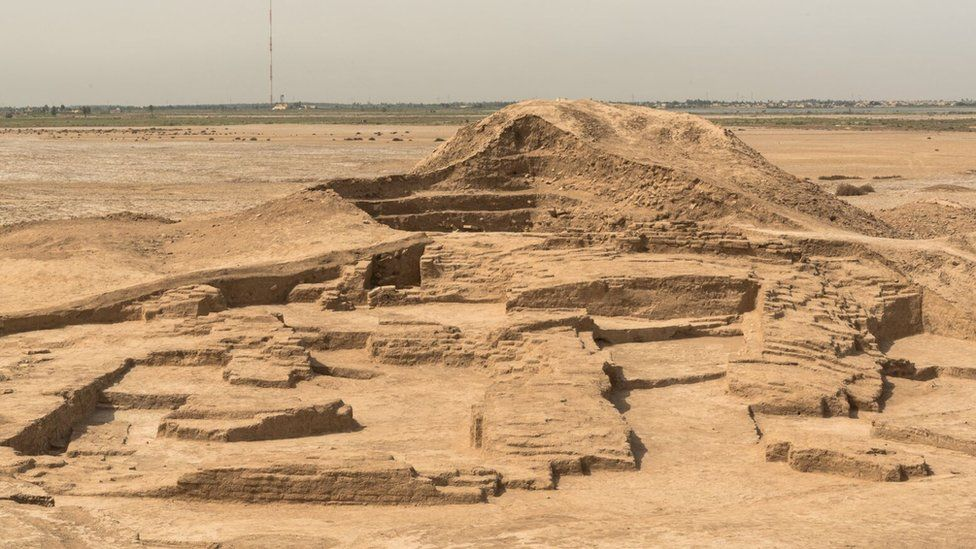 The Temple of the Sumerian Storm God