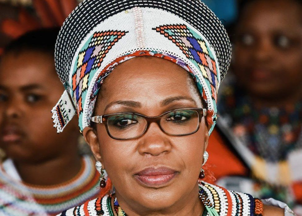 South Africa's Zulu Queen dies suddenly weeks after being crowned following the death of her husband King Goodwill Zwelithini as officials deny rumours she was poisoned