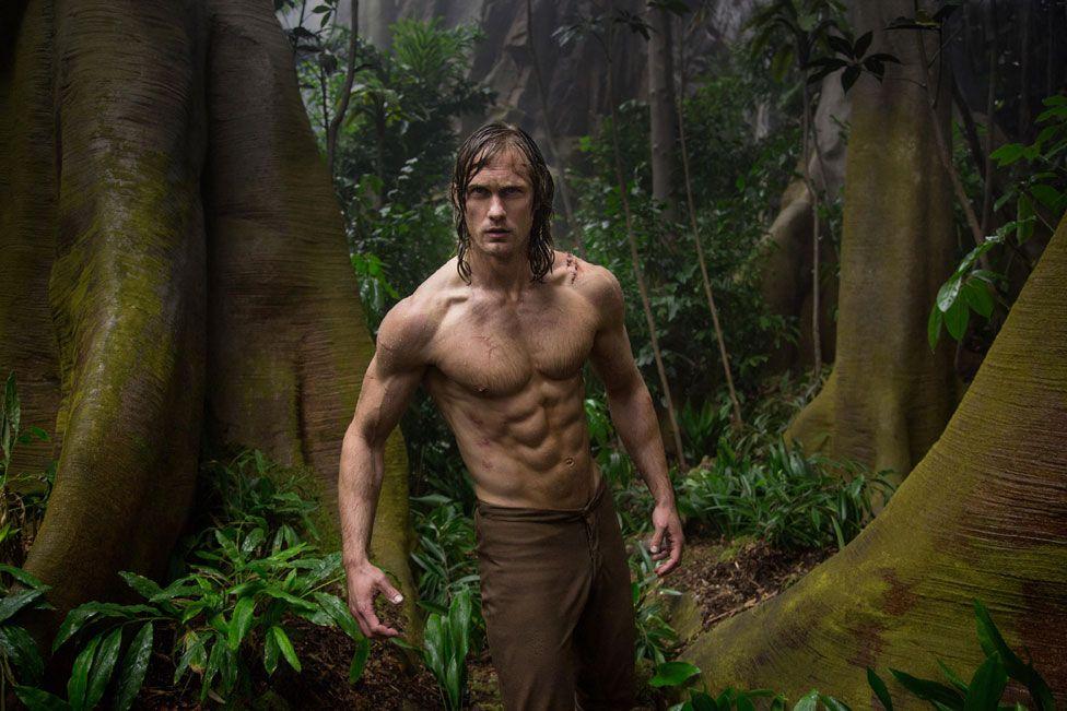 Film grab from Tarzan