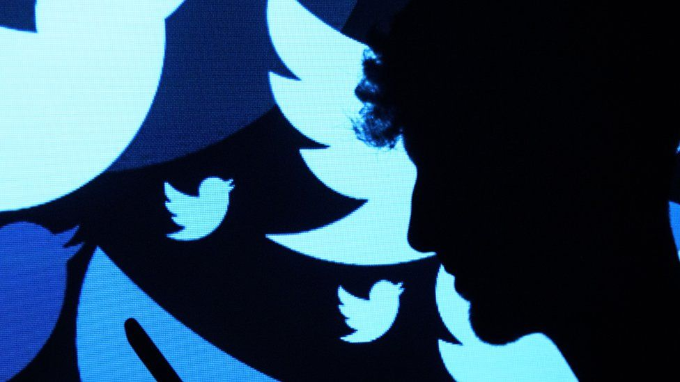 Twitter said the accounts would start being deactivated from 11 December