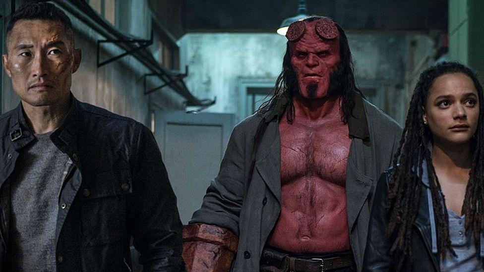 Hellboy still