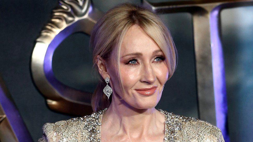 JK Rowling in 2016