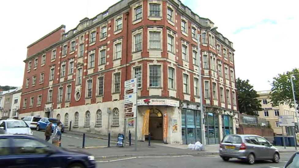 Awema was based in this building in Swansea until it was wound up in 2012
