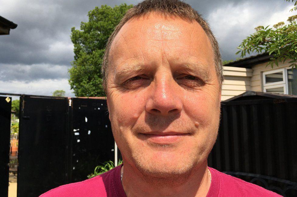 Ian Mitchley