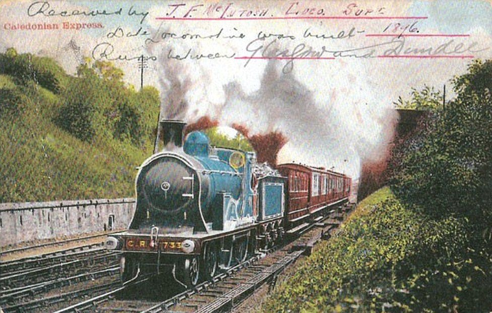 Card successfully sent to train driver