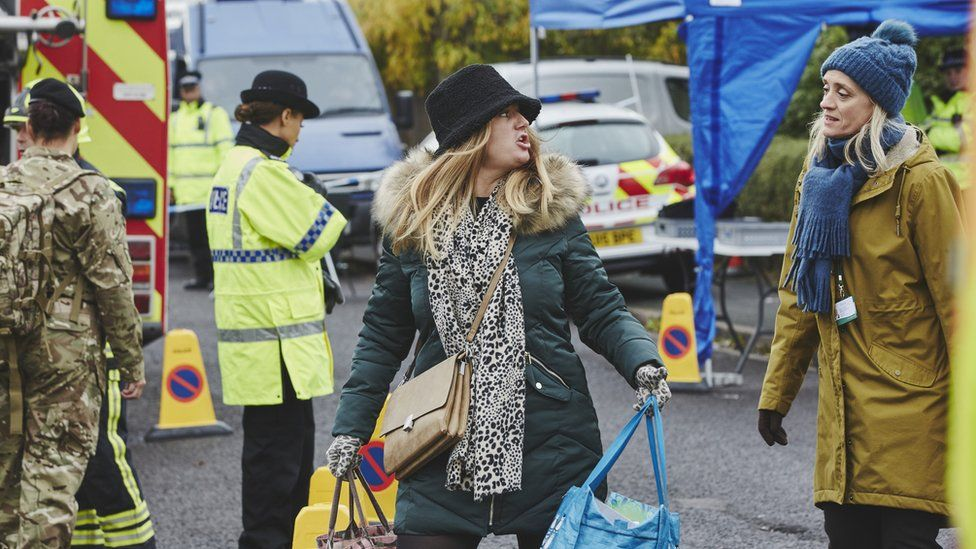 Still from BBC One's The Salisbury Poisonings