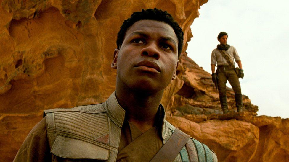 John Boyega in Star Wars: The Rise of Skywalker