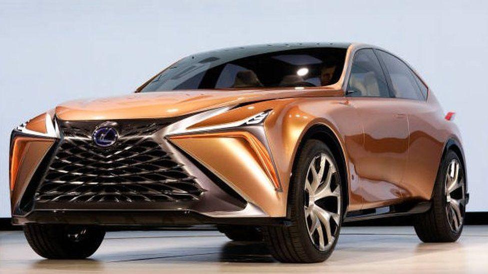 Lexus F1