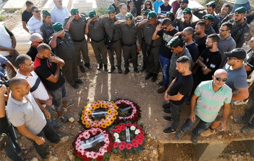 Funeral of Youssef Ottman (26/09/17)