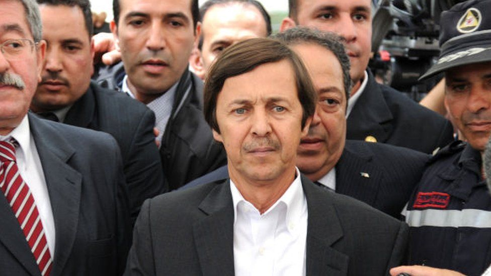 Said Bouteflika is the younger brother of the deposed long-serving president of Algeria