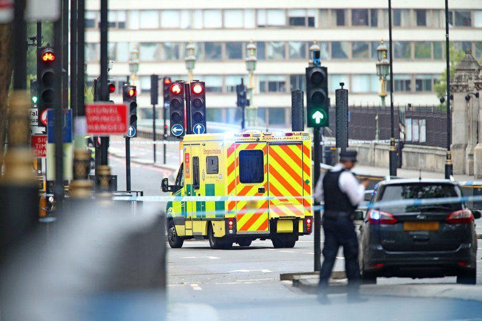 Image result for ambulances central london