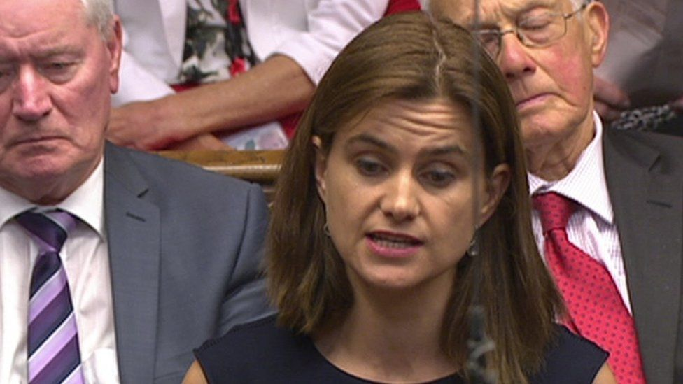 Labour MP Jo Cox