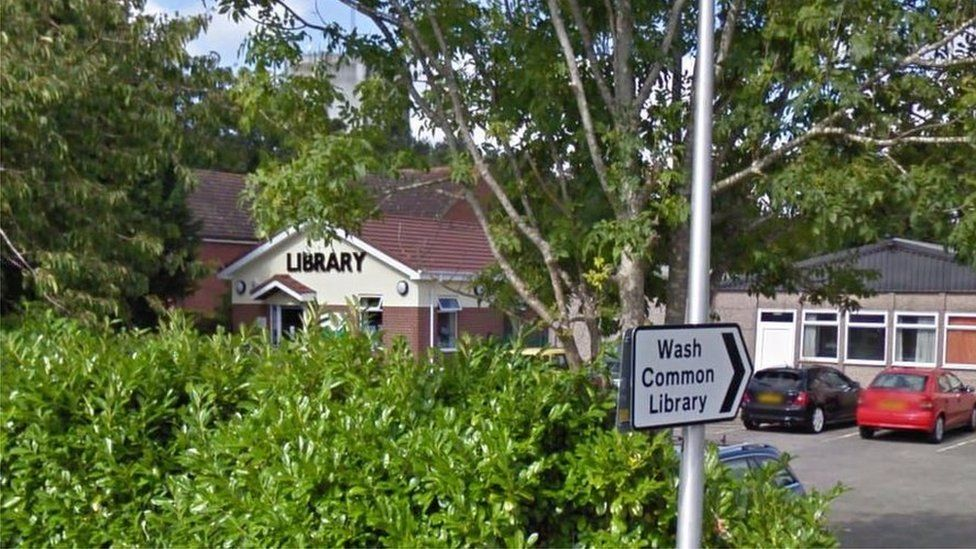 Wash Common Library