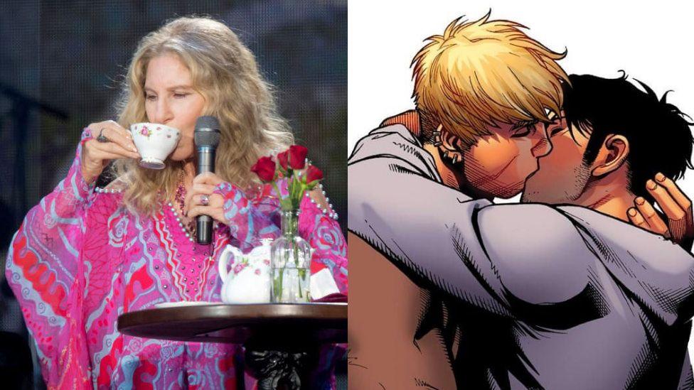 O que Crivella tem em comum com a cantora Barbra Streisand no caso de HQ com beijo gay