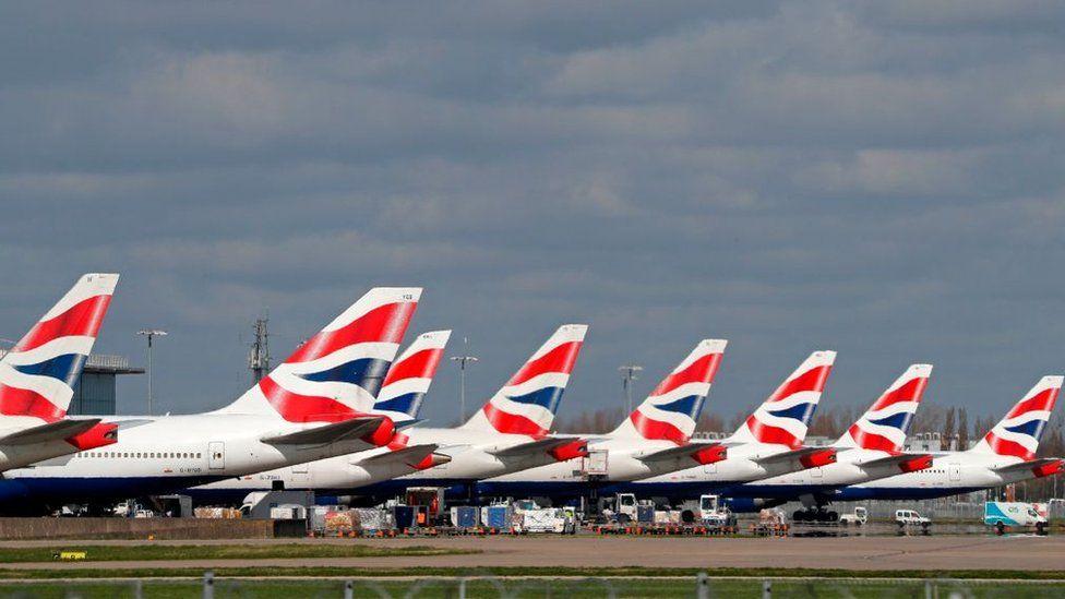 Коронавирус разоряет авиакомпании. Многие не дотянут до лета без ...