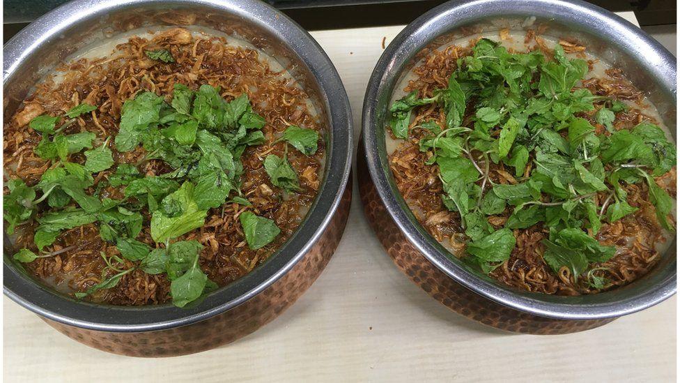 A Bohri dish