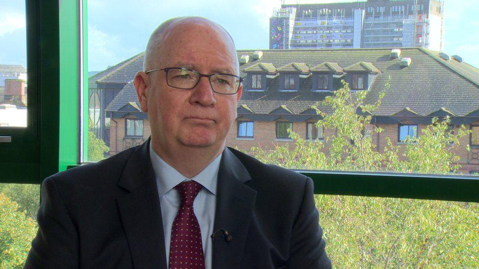 Dr Michael Maguire