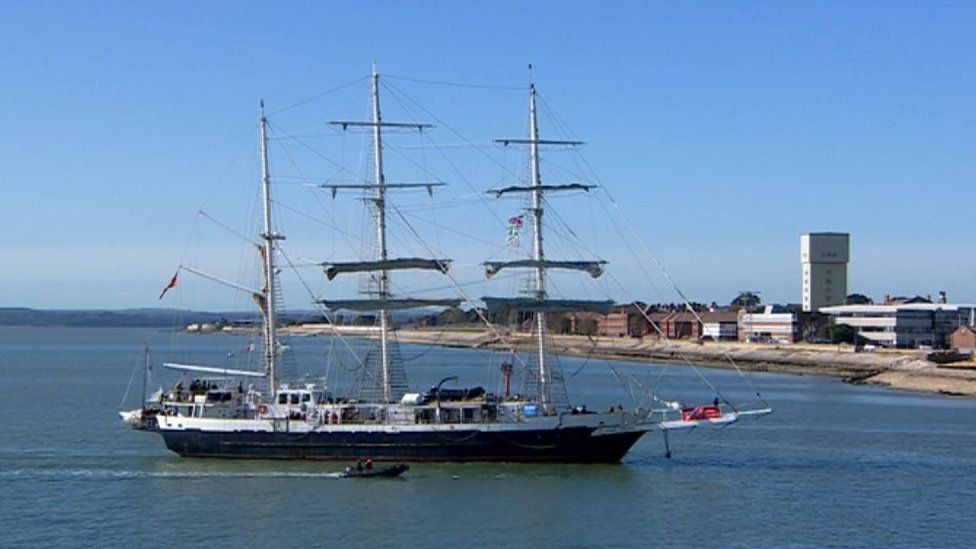 Jubilee Sailing Trust tall ship ends final voyage