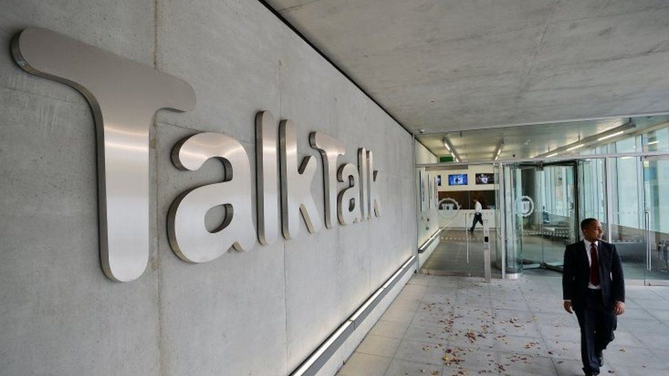 TalkTalk office