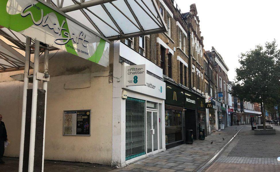 Whitgift shopping centre, Croydon