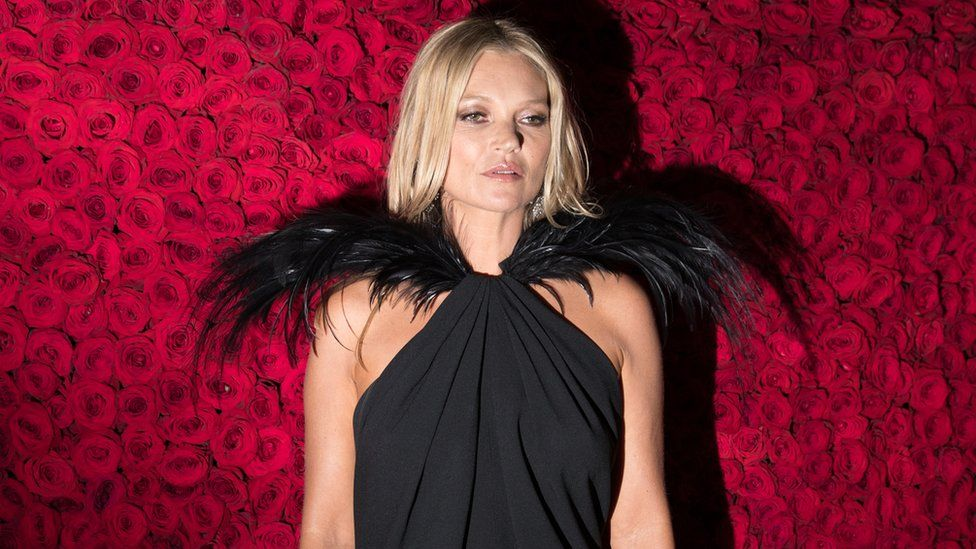 Kate Moss at an event